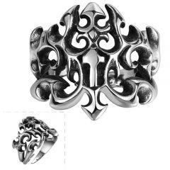 COI Titanium Gothic Ring-5269