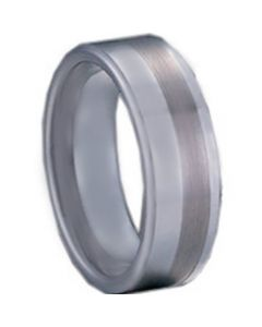 COI Tungsten Carbide Offset Line Pipe Cut Ring-TG1133