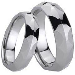 COI Tungsten Carbide Ring - TG199(Size:US11.5)