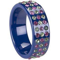 COI Ceramic Eternity Ring - TG1762(US7)